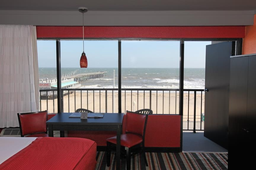 Best Western Plus Sandcastle Beachfront Hotel - Chambres / Logements