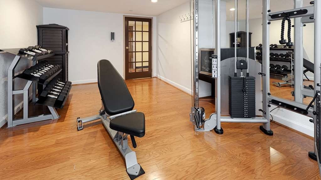 Best Western Hampton Coliseum Inn - Fitness Center