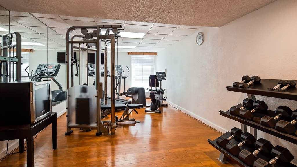 Best Western Hampton Coliseum Inn - Health club