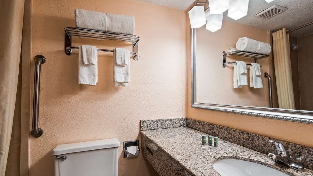 Best Western Hampton Coliseum Inn - Guest room