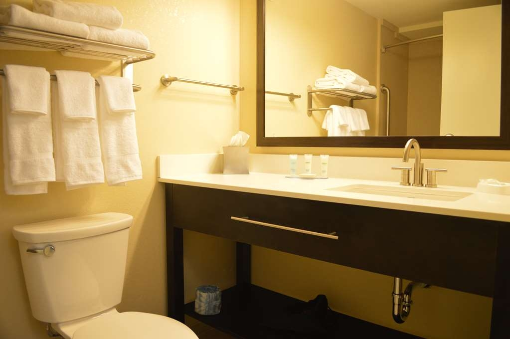 Best Western Plus Thornburg Inn & Suites - Baño