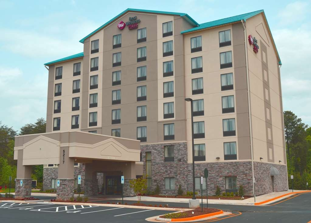 Best Western Plus Thornburg Inn & Suites - Vista Exterior