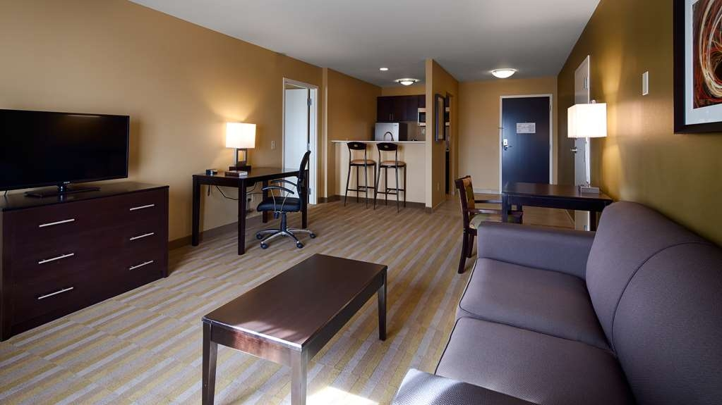 Best Western Plus Thornburg Inn & Suites - Habitaciones/Alojamientos