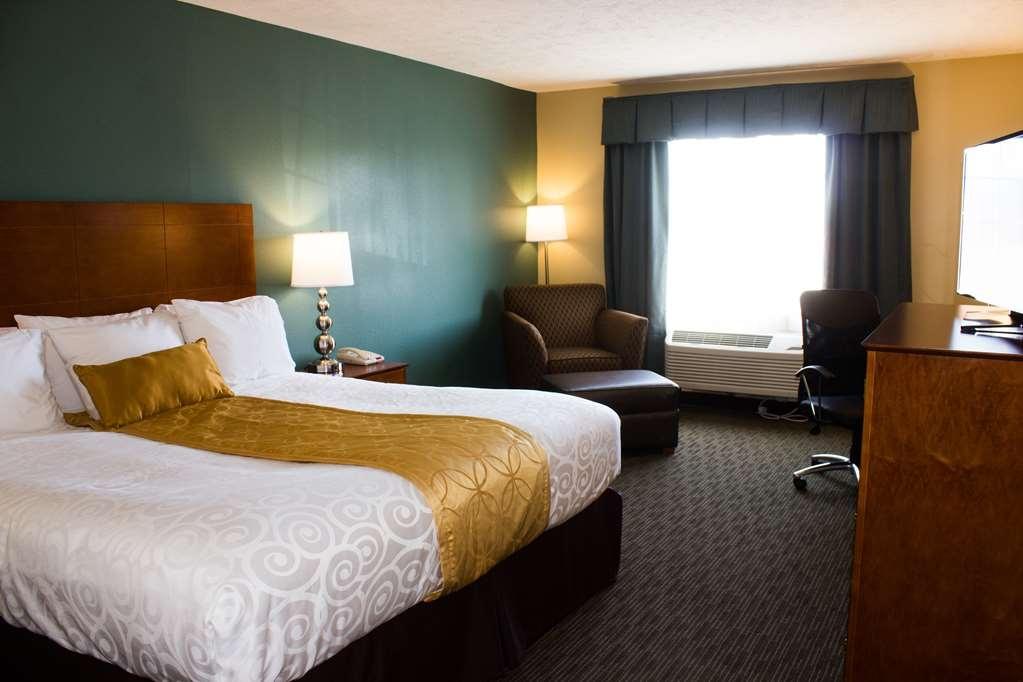 Best Western Kilmarnock Hotel - Habitaciones/Alojamientos