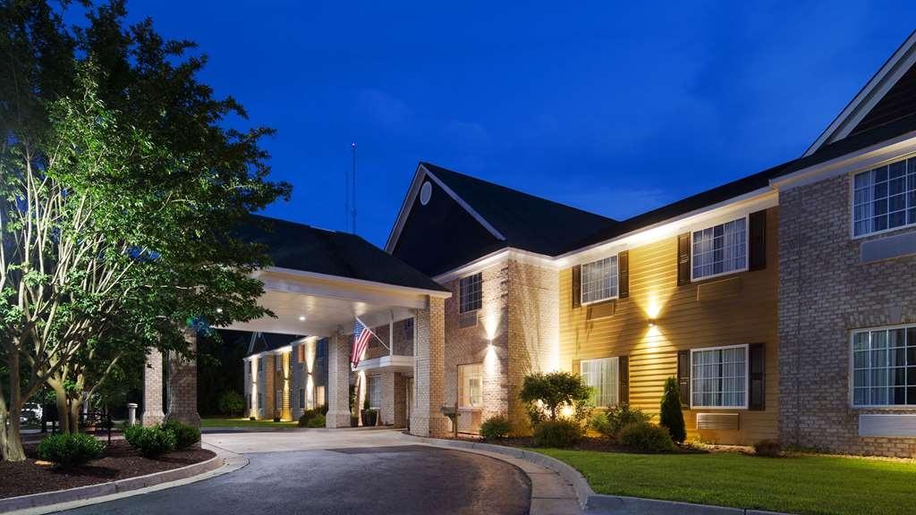 Best Western Kilmarnock Hotel - Vista Exterior