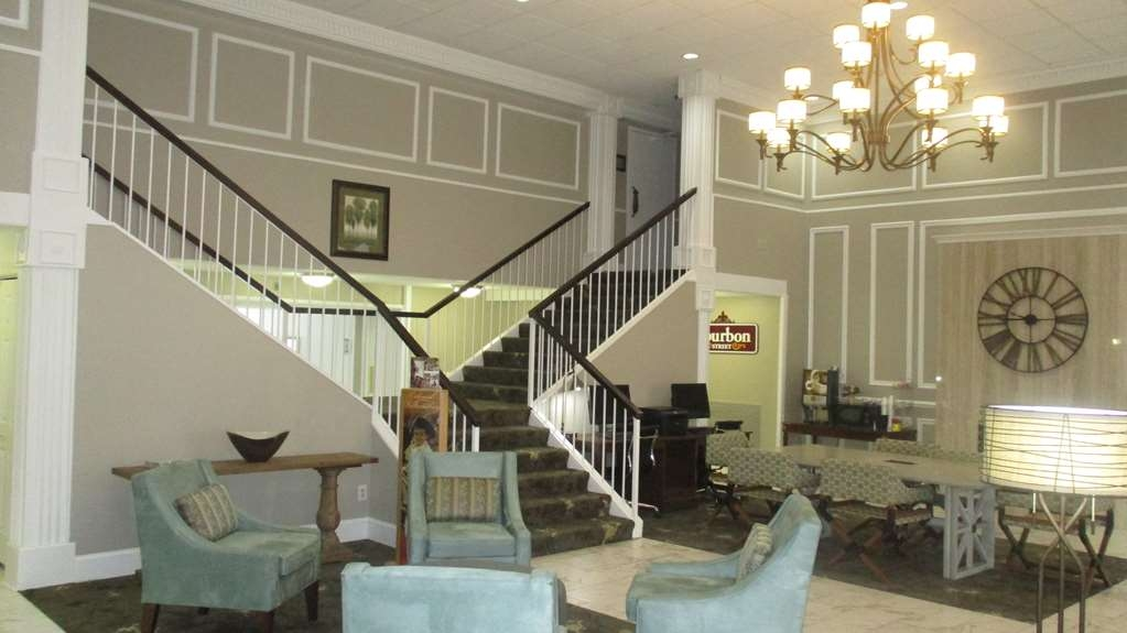 Best Western Williamsburg Historic District - Lobbyansicht