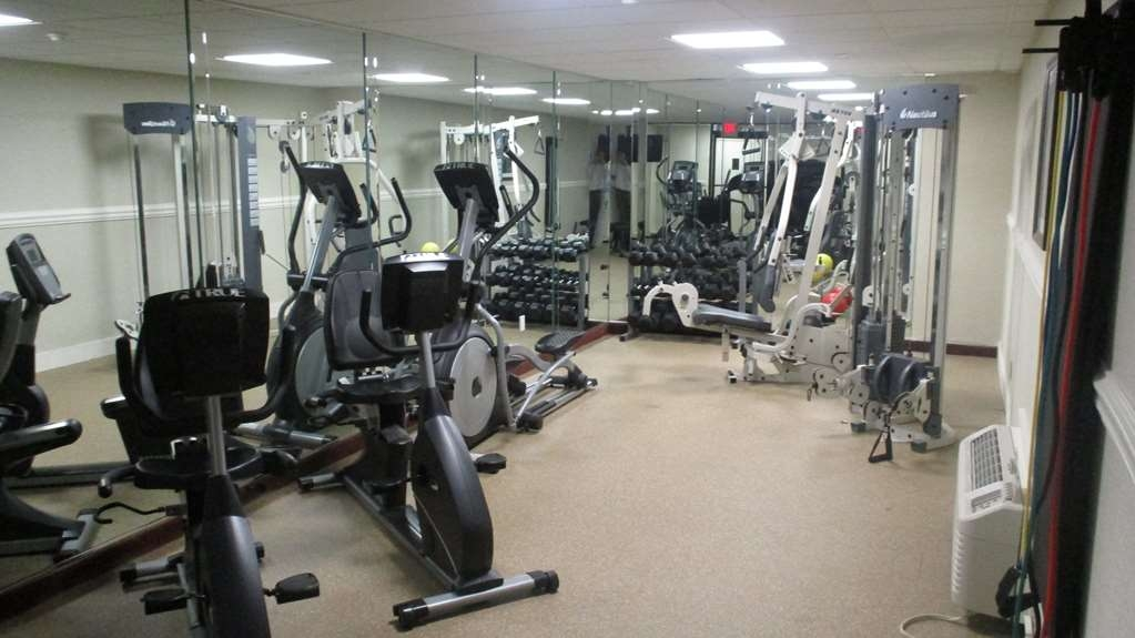 Best Western Williamsburg Historic District - Fitness Room