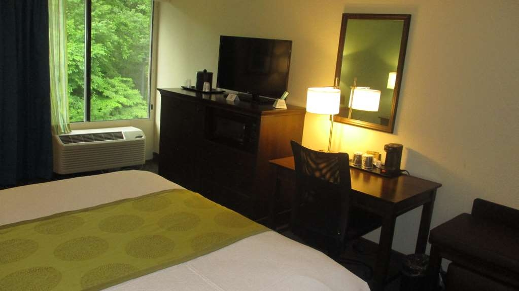 Best Western Williamsburg Historic District - King Guest Room