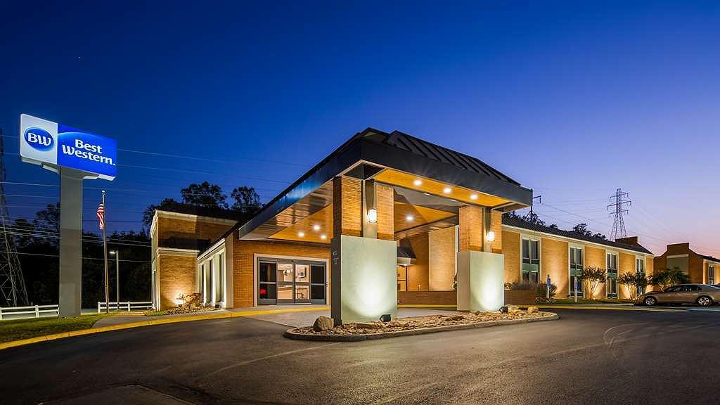 Best Western North Roanoke - Vista exterior