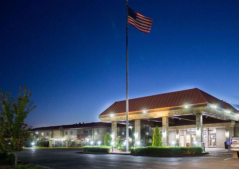 Best Western Plus Lake Front Hotel - Vue extérieure