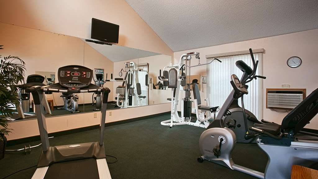 Best Western RiverTree Inn - Sala fitness