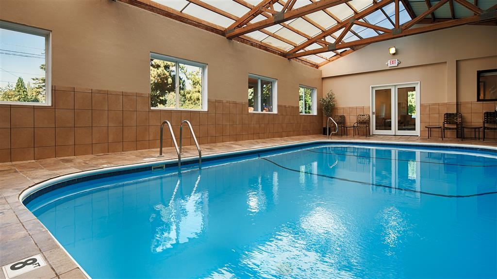 Best Western Aladdin Inn - Indoor Heated Pool