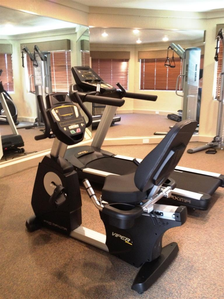 Best Western Aladdin Inn - You'll feel great after you visit the fitness center.