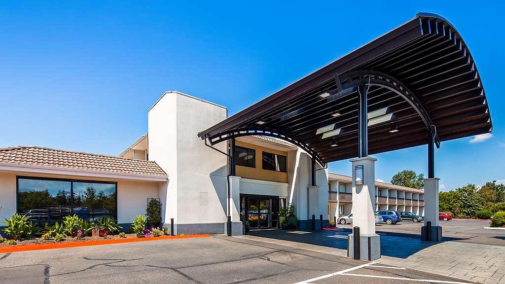 Best Western Seattle Airport Hotel - Aussenansicht