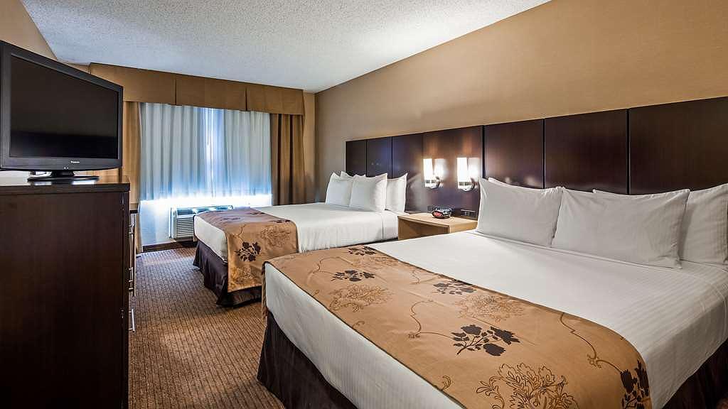 Hotel In Seattle Best Western Seattle Airport Hotel