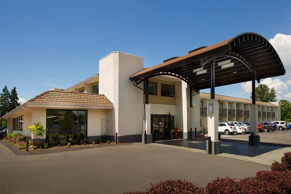 Best Western Seattle Airport Hotel - Außenansicht