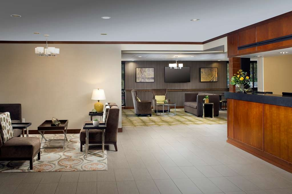 Best Western Seattle Airport Hotel - Lobbyansicht