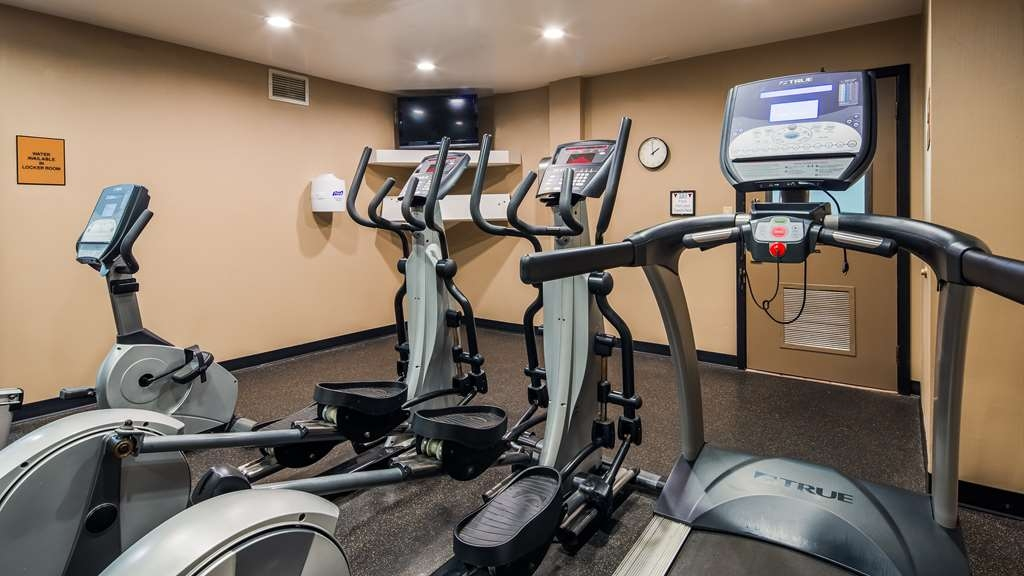 Best Western Seattle Airport Hotel - Fitnessstudio