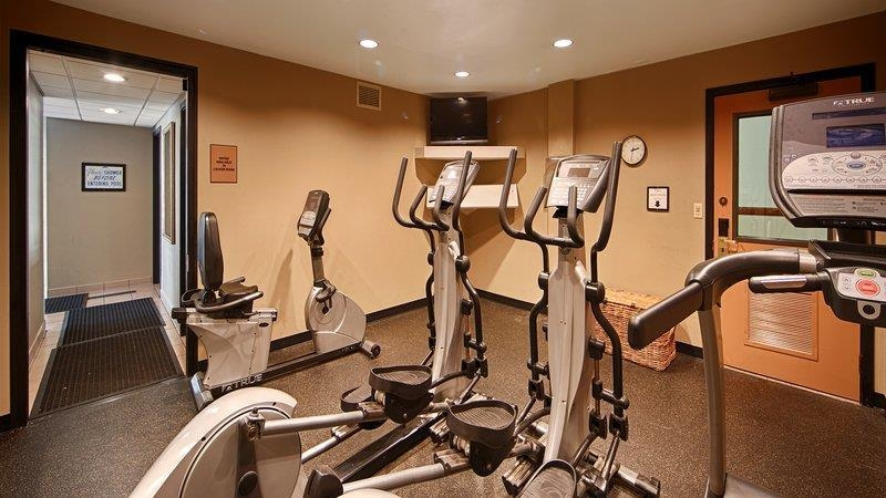 Best Western Seattle Airport Hotel - fitnessraum