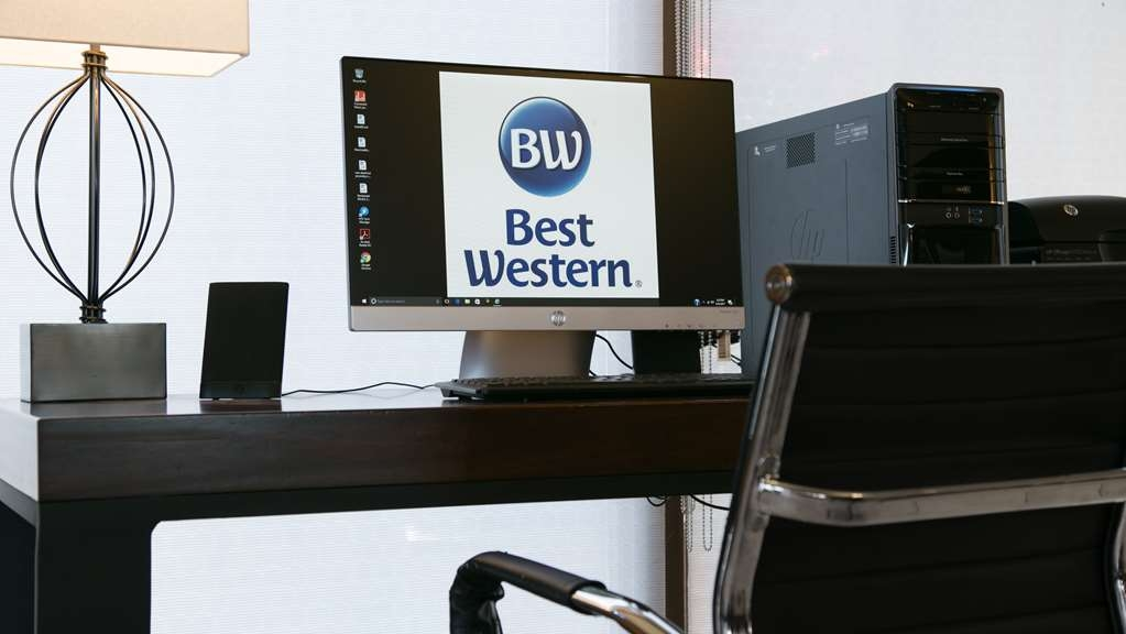 Best Western College Way Inn - centre des affaires