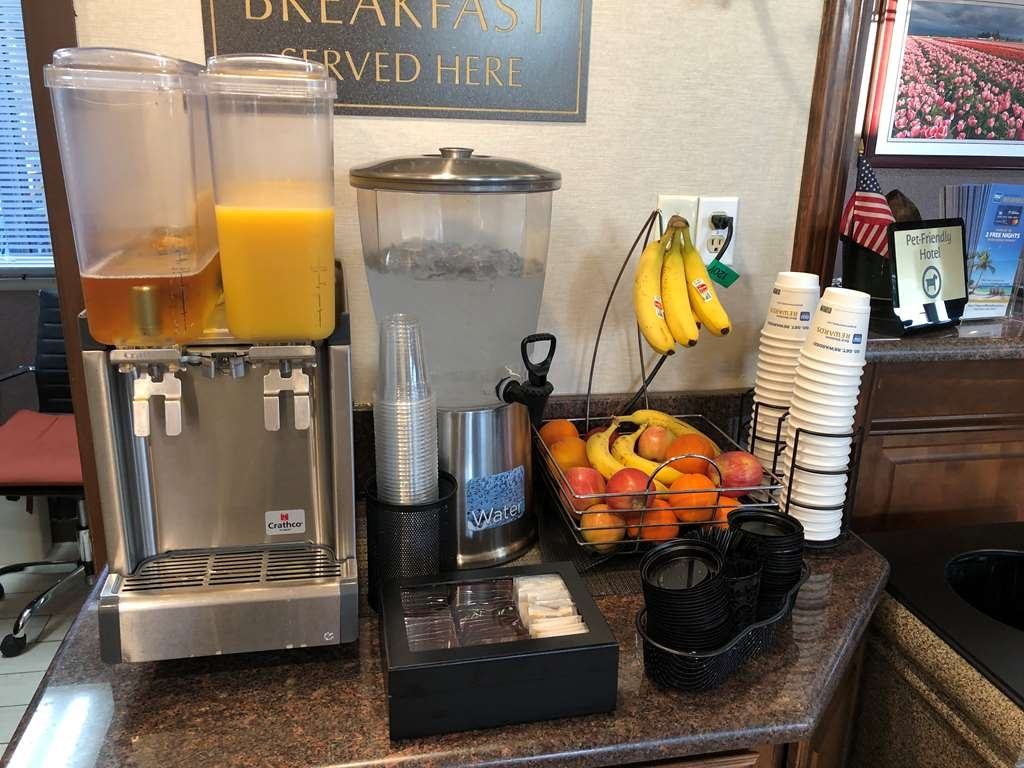 Best Western College Way Inn - Restaurante/Comedor