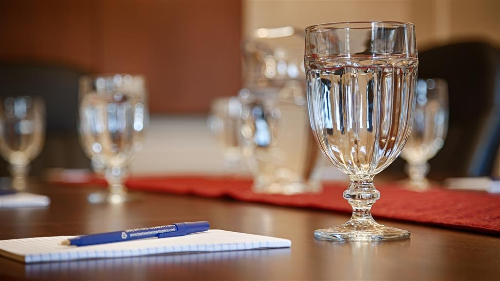 Best Western Heritage Inn - Salle de réunion