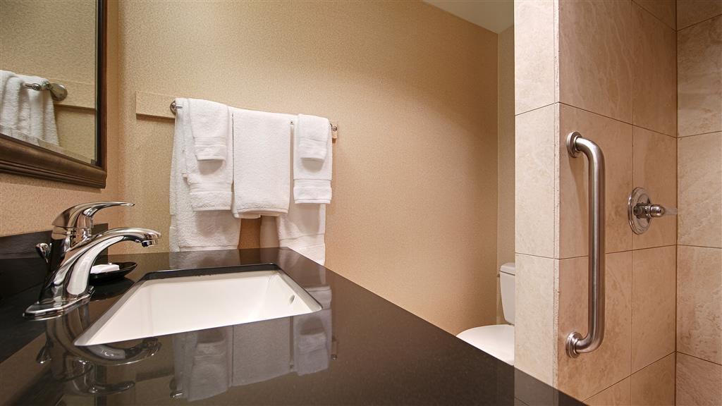 Best Western Heritage Inn - Salle de bain standard