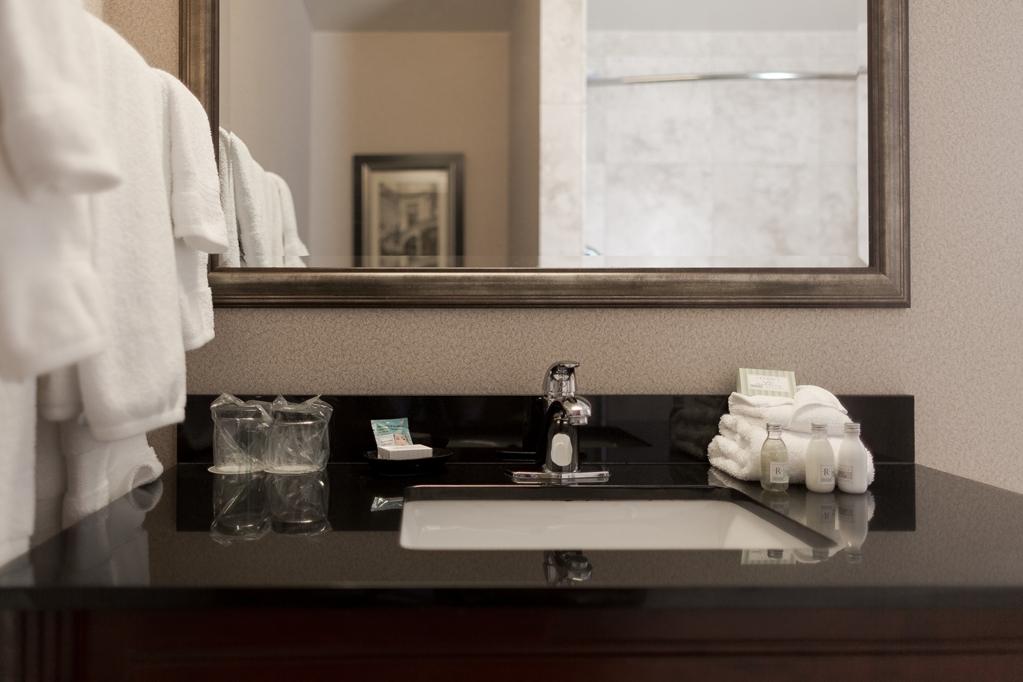 Best Western Heritage Inn - Badezimmer