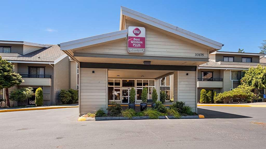 Best Western Plus Oak Harbor Hotel & Conference Center - Area esterna