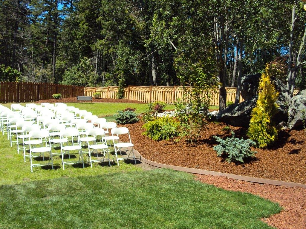 Best Western Plus Oak Harbor Hotel & Conference Center - Our outdoor garden venue is hard to beat when you're searching for the perfect outdoor venue for your event.