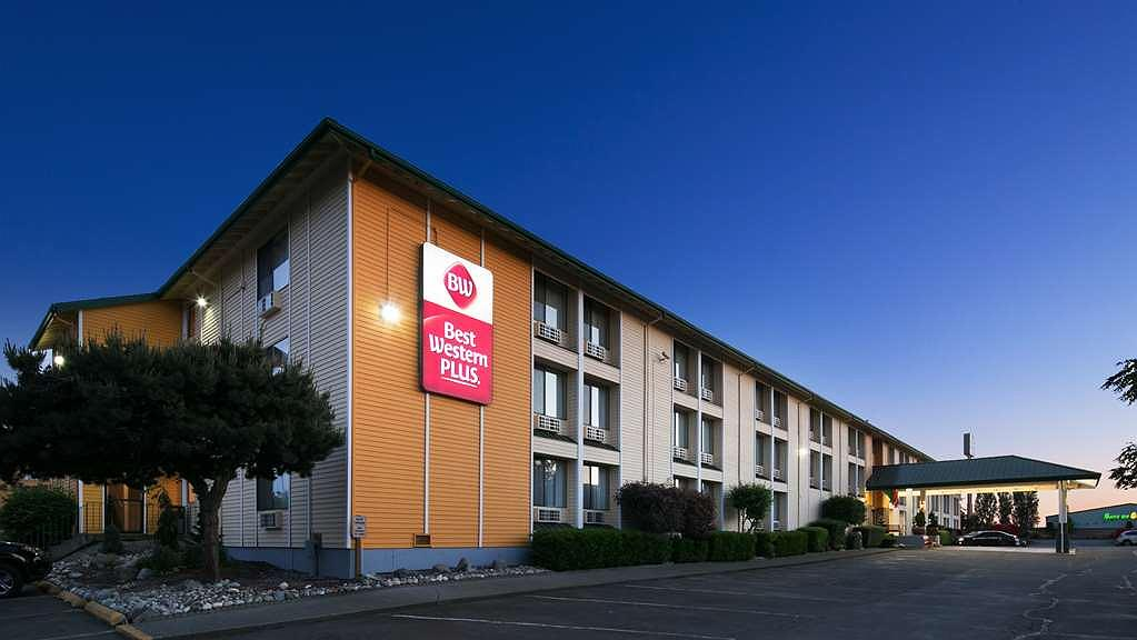 Best Western Plus Skagit Valley Inn and Convention Center - Area esterna