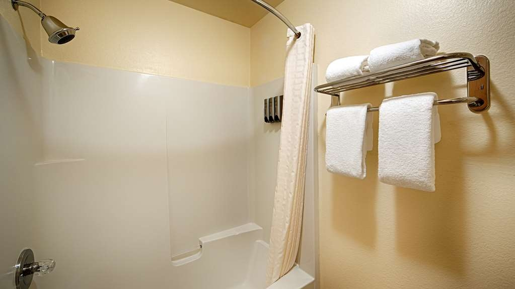 Best Western Plus Skagit Valley Inn and Convention Center - Salle de bain