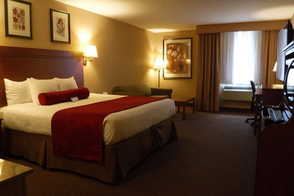 Best Western Plus Skagit Valley Inn and Convention Center - Chambres / Logements