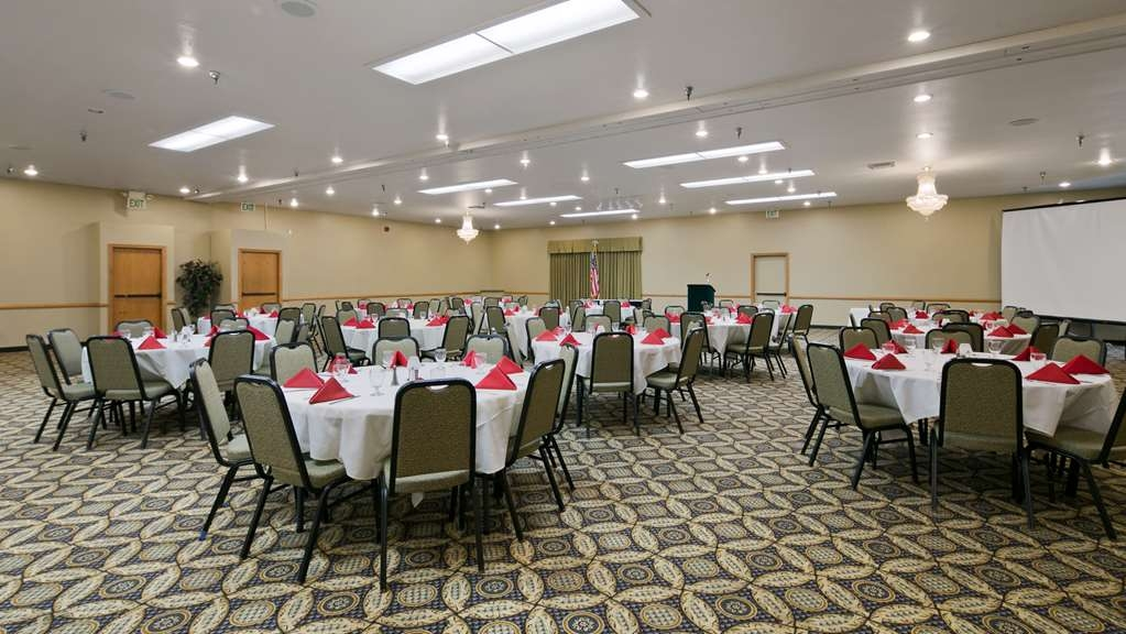 Best Western Plus Skagit Valley Inn and Convention Center - Salle de réunion