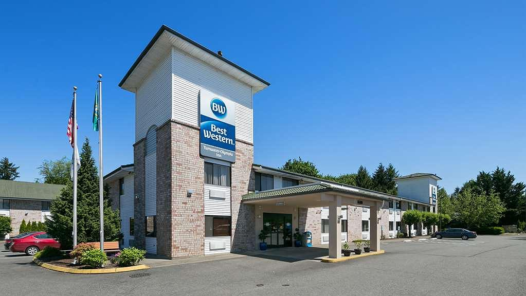 Best Western Tumwater-Olympia Inn - Vue extérieure