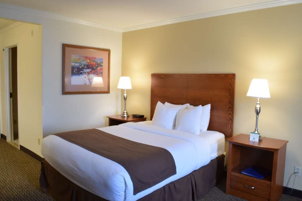 Best Western Tumwater-Olympia Inn - One Queen Bed Guest Room