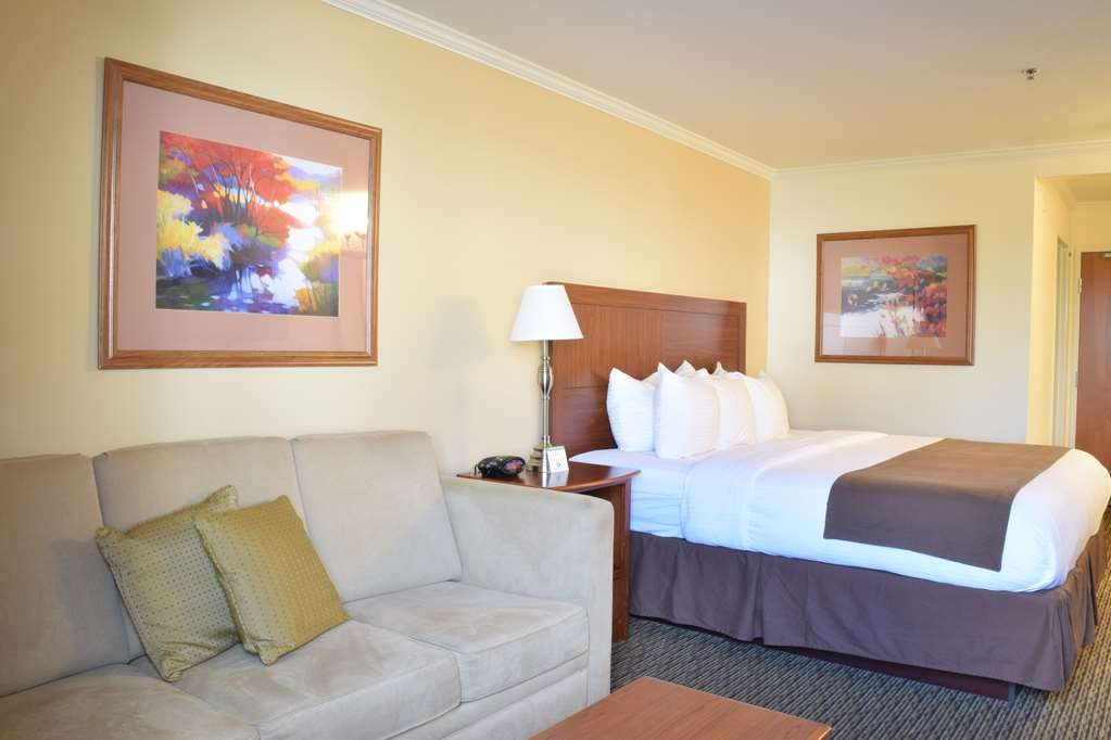 Best Western Tumwater-Olympia Inn - King Bed Guest Room