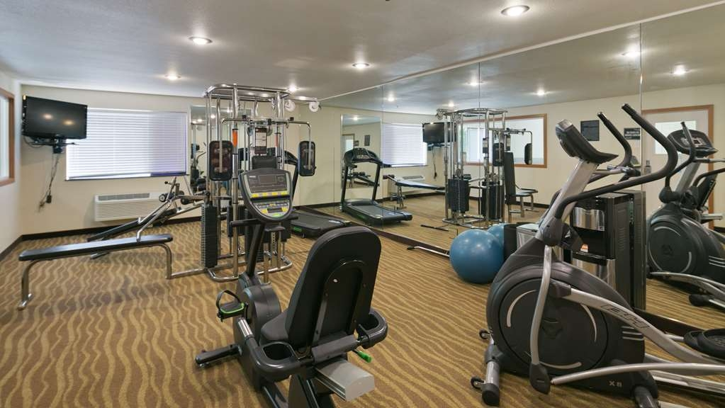 Best Western Tumwater-Olympia Inn - Fitness Center
