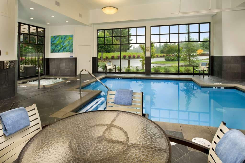 Best Western Premier Plaza Hotel & Conference Center - piscina coperta