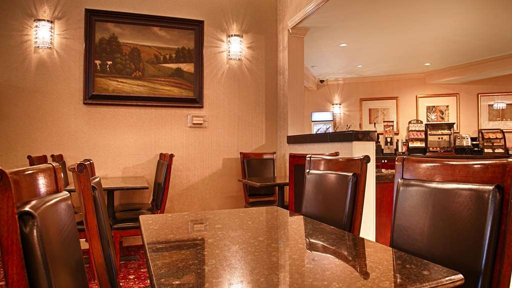 Best Western Premier Plaza Hotel & Conference Center - Restaurante/Comedor