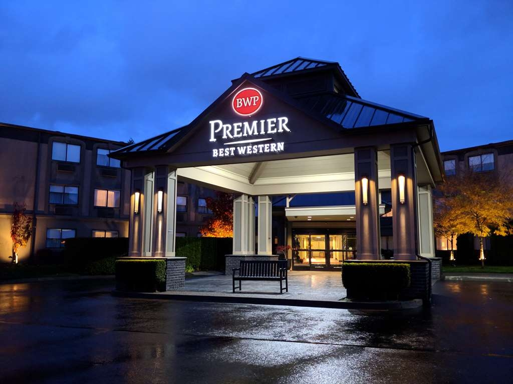 Best Western Premier Plaza Hotel & Conference Center - Facciata dell'albergo