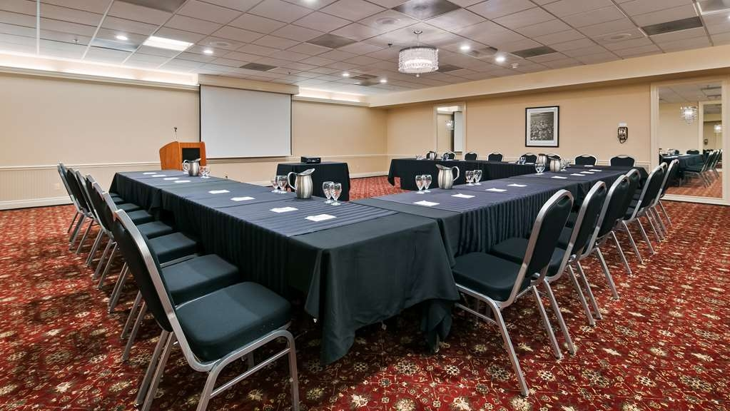 Best Western Premier Plaza Hotel & Conference Center - Sala de reuniones
