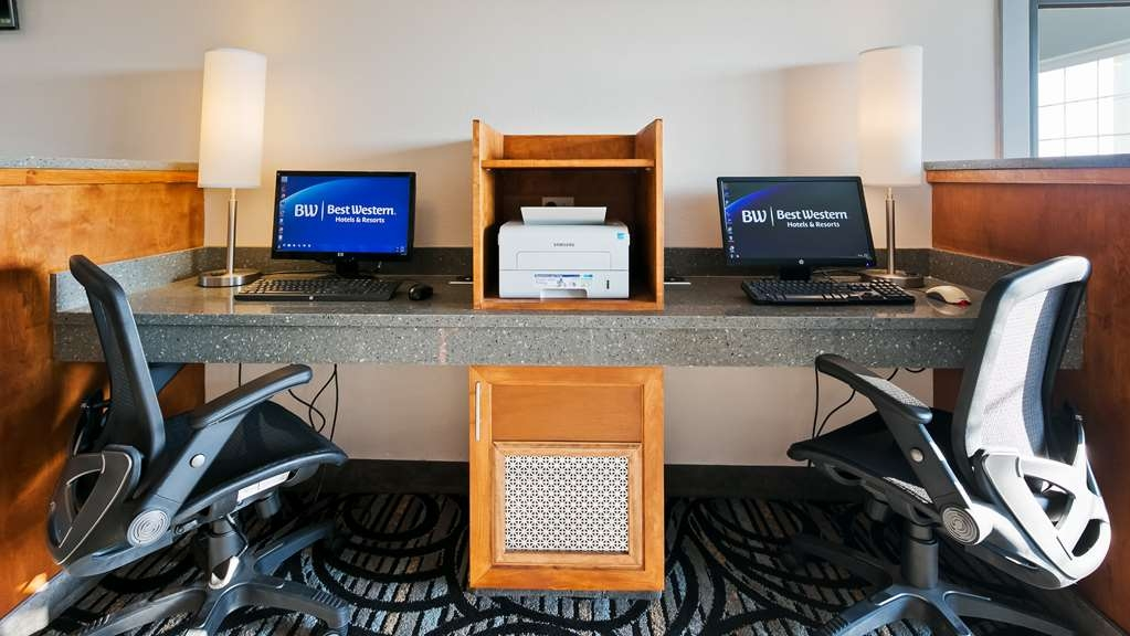 Best Western Lighthouse Suites Inn - Business Center