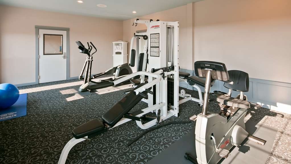 Best Western Lighthouse Suites Inn - Fitness Center