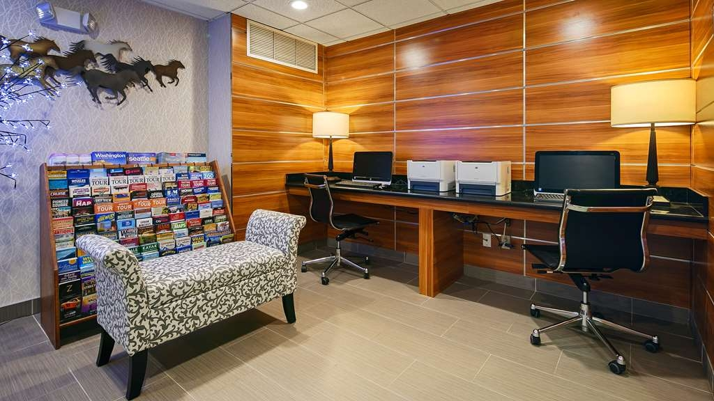 Best Western Sky Valley Inn - affari-centro