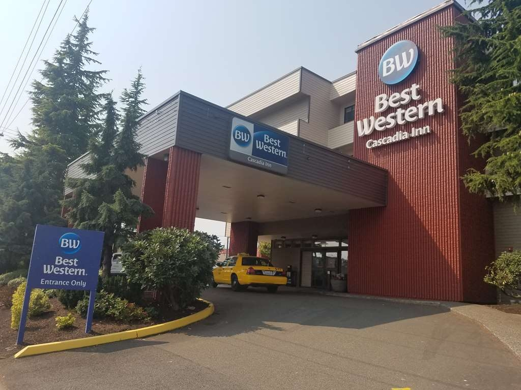 Best Western Cascadia Inn - Façade