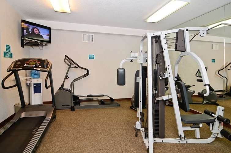 Best Western Plus Walla Walla Suites Inn - Our fitness center includes the cardio and weight equipment you need to stay fit on the road.