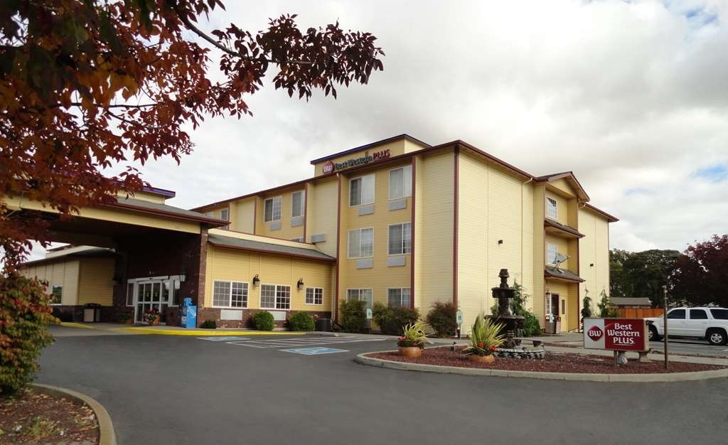 Best Western Plus Walla Walla Suites Inn - Make yourself right at home at the Best Western Plus Walla Walla Suites!