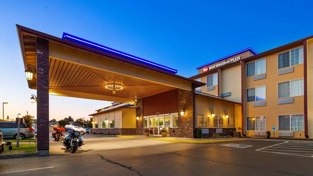 Best Western Plus Walla Walla Suites Inn - Facciata dell'albergo