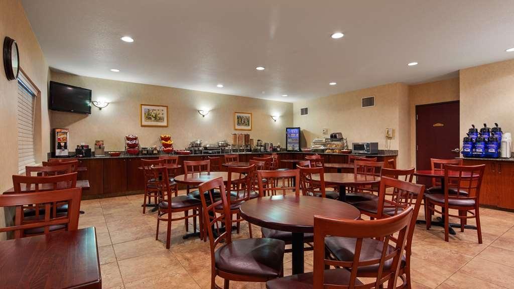 Best Western Plus Walla Walla Suites Inn - Breakfast Area